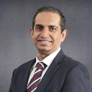 Dr Akram Laldin